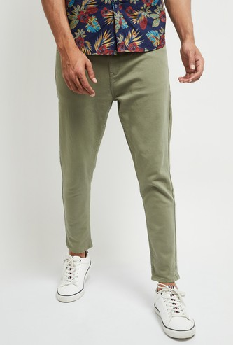 MAX Solid Organic Cotton Slim Jeans