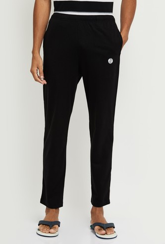 MAX Panel Striped Lounge Pants