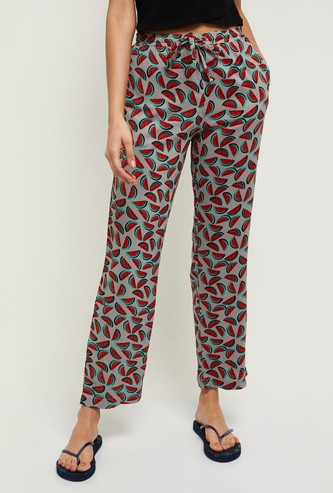 MAX Fruit Printed Elasticated Pyjamas