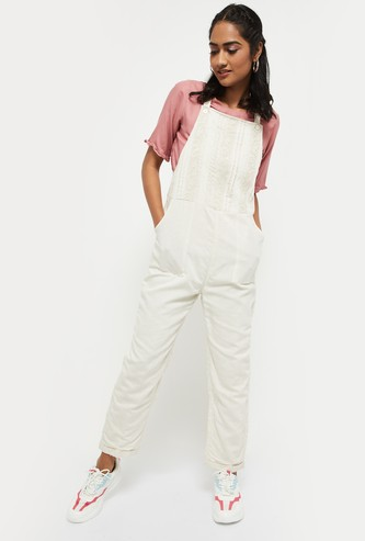 MAX Embroidered Dungaree