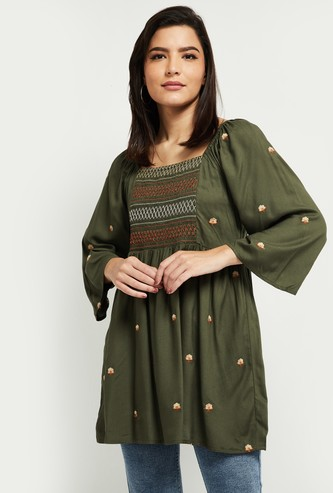 MAX Embroidered Tunic