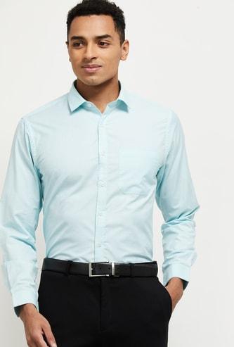 MAX Solid Smart Formal Shirt
