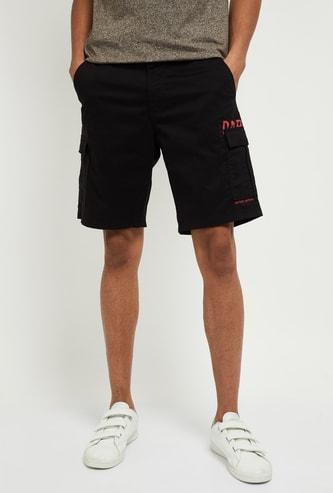 MAX Printed Cargo Shorts