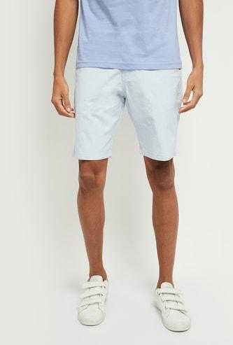 MAX Solid Casual Shorts