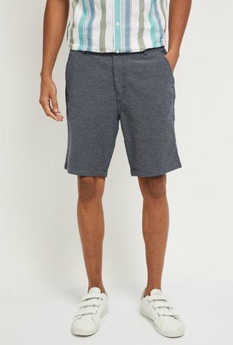 MAX Textured Woven Shorts
