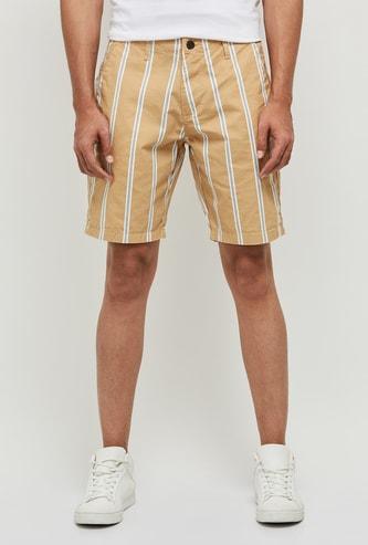 MAX Striped Shorts