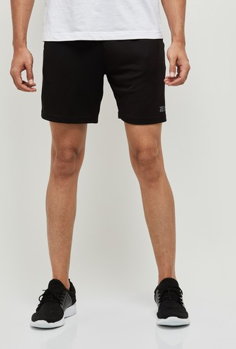 MAX Solid Knit Elasticated Shorts