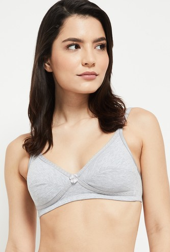 MAX Solid Non-Padded Bra