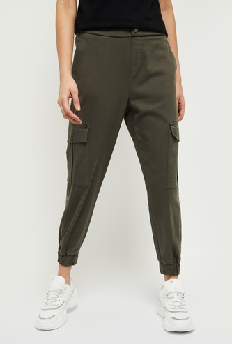 MAX Solid Jogger Trousers