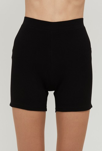 MAX Solid Elasticated Boy Shorts