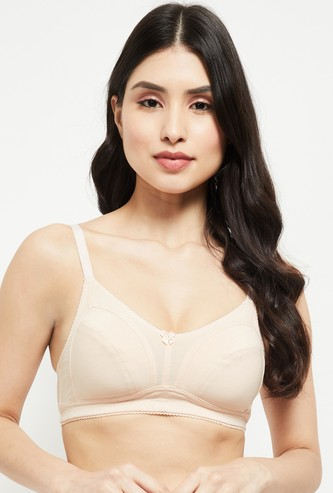 MAX Solid Soft Cup Bra