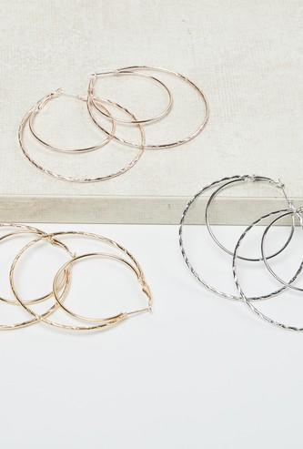MAX Solid Hoops - Set of 3