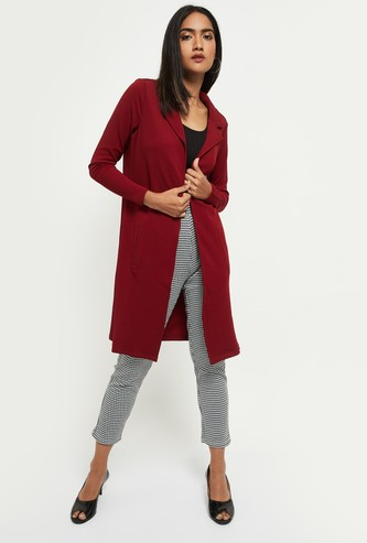 MAX Solid Longline Jacket