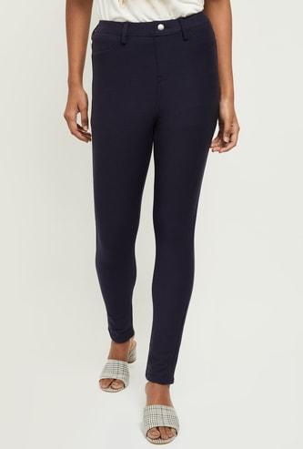 MAX Solid Knit Pants