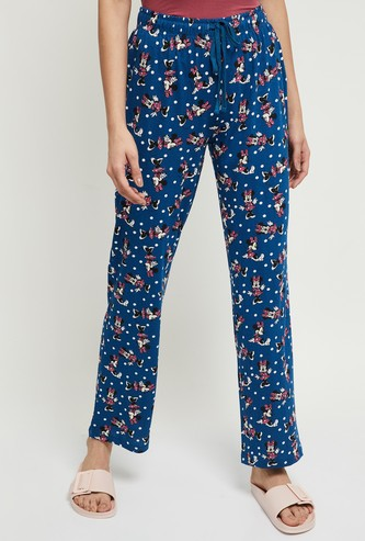 MAX Minnie Mouse Printed Lounge Pants