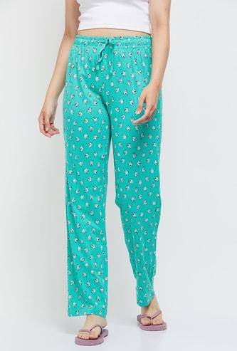 MAX Printed Elasticated Pyjamas