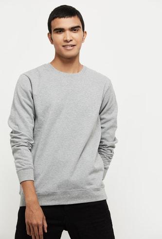 MAX Solid Sweatshirt