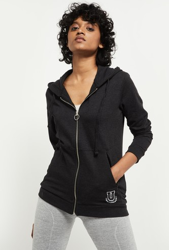 MAX Solid Sporty Jacket