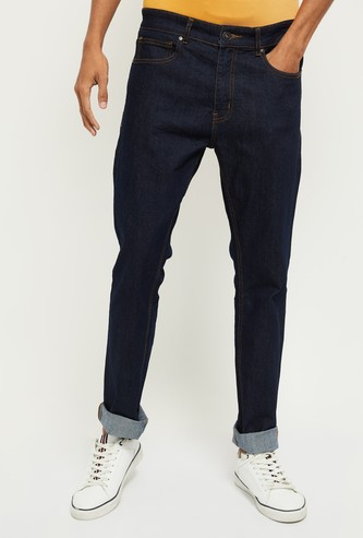 MAX Washed Smart Fit Jeans