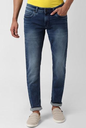 PETER ENGLAND Medium Washed Denim Jeans