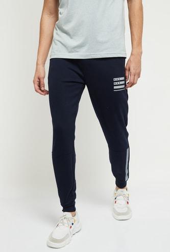 MAX Printed Skinny Fit Joggers