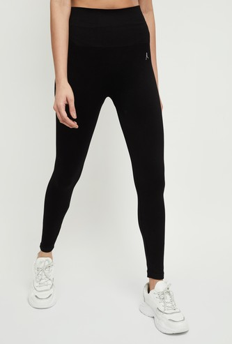 MAX Elasticated Solid Tights