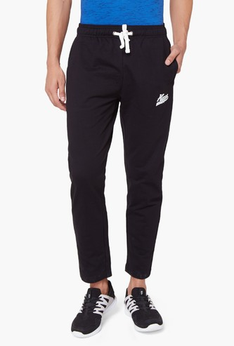 KAPPA Solid Pocketed Trackpants