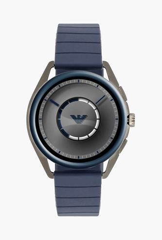 ARMANI Matteo Digital Grey Dial Men's Watch-ART5008