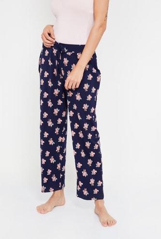GINGER Floral Print Pyjamas