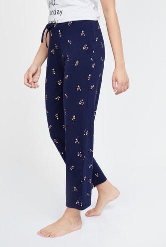 GINGER Mickey Mouse Print Pyjamas