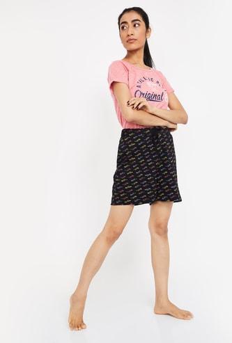 GINGER Printed Shorts