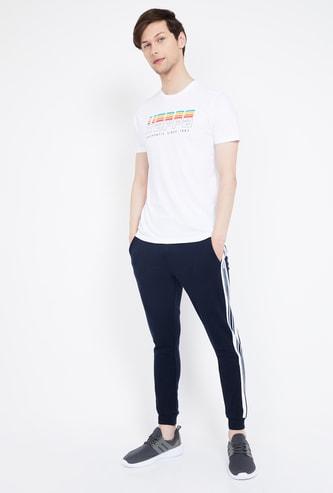 KAPPA Typographic Print Short Sleeves Regular Fit T-shirt