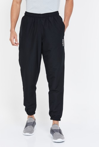 ADIDAS Men Solid Elasticated Joggers