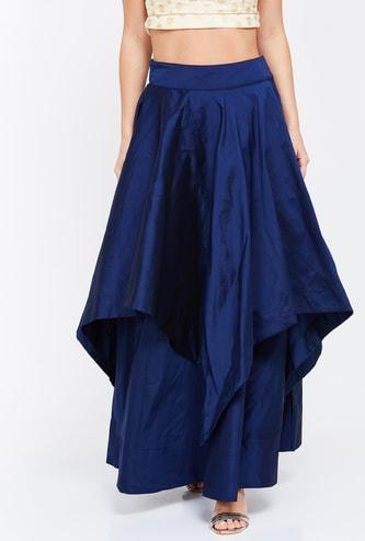 DE MOZA Layered Skirt