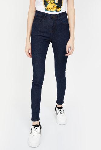 LEE COOPER Dark Washed Skinny Jeans