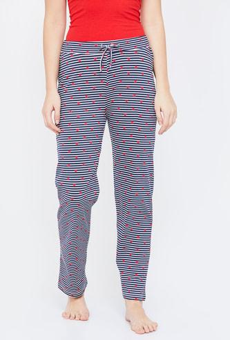 GINGER Minnie Mouse Print Pyjamas