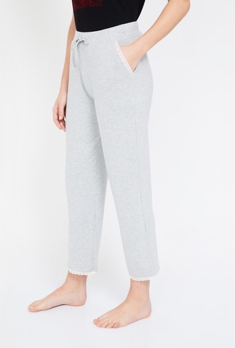 GINGER Solid Lounge Pants