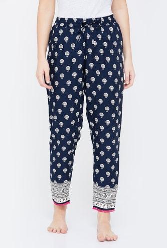 GINGER Printed Lounge Pants