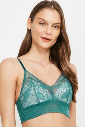 TRIUMPH Lace-Detailed Bralette