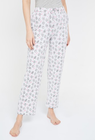 GINGER Printed Pyjama Pants