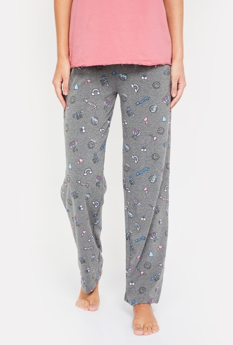 GINGER Printed Lounge Pyjama