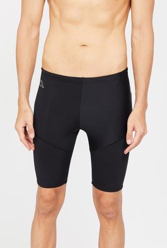 KAPPA Solid Elasticated Shorts