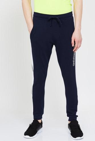 KAPPA Printed Slim Fit Joggers
