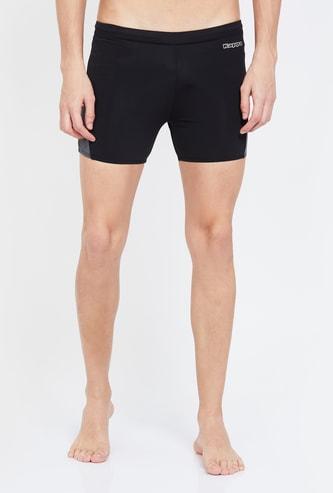 KAPPA Colourblocked Swimming Shorts
