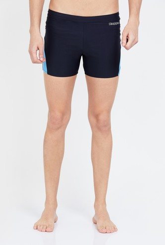 KAPPA Panelled Swimming Shorts