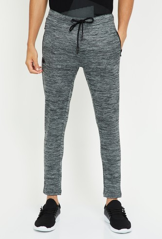 KAPPA Solid Slim Fit Trackpants