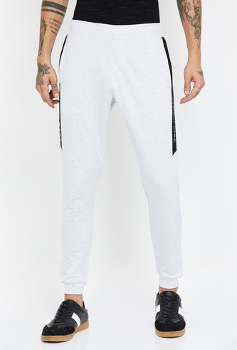 UCLA Typographic Print Elasticated Slim Fit Joggers
