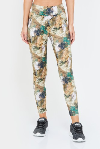 KAPPA Women Printed Tights