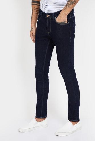 SPYKAR Solid Super Skinny Fit Jeans