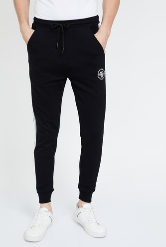 PROLINE Tape Detailed Regular Fit Joggers